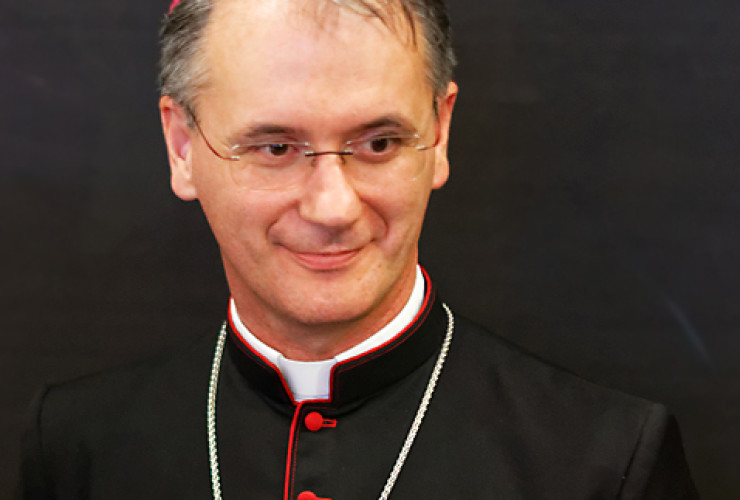 Božićna čestitka biskupa Kutleše