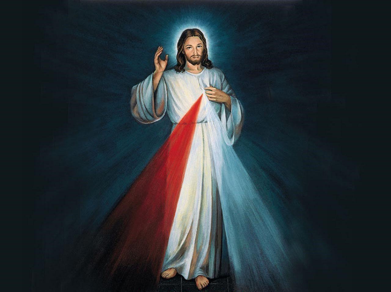 Božansko milosrđe – Kristove rane i Očevo lice