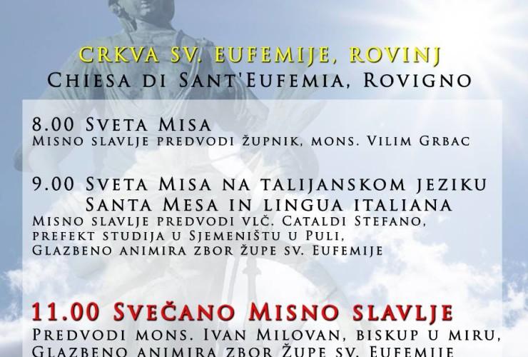 Blagdan sv.Eufemije